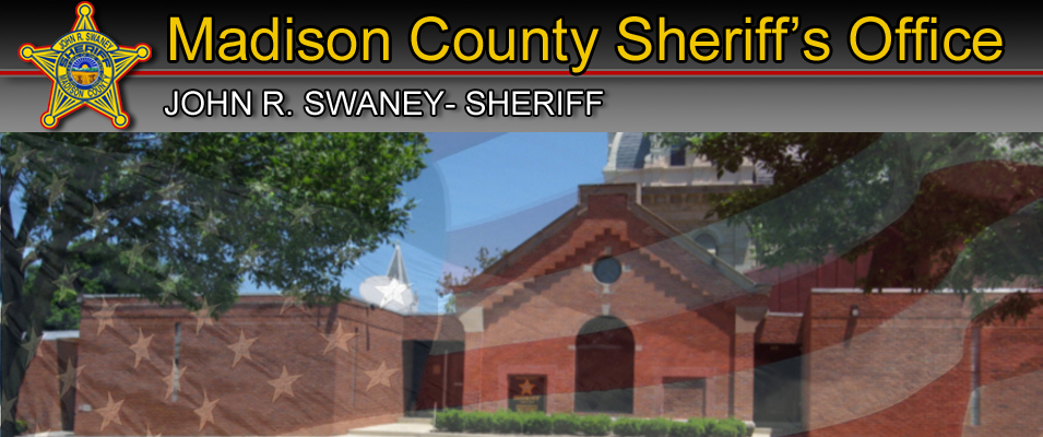 Madison County Sheriff's Office - Home
